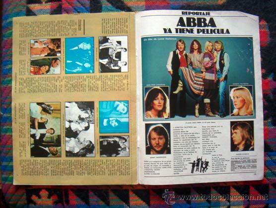 Coleccionismo de Revistas y Periódicos: Revista FOTOGRAMAS / JACQUELINE BISSET, AGATA LYS, ABBA, PIRAÑA, CLAUDIA CARDINALE, LOREN.... - Foto 2 - 51035309
