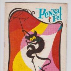 Coleccionismo de Revistas y Periódicos: REVISTA PENSAT I FET 1968 - FALLAS VALENCIA. Lote 51038418