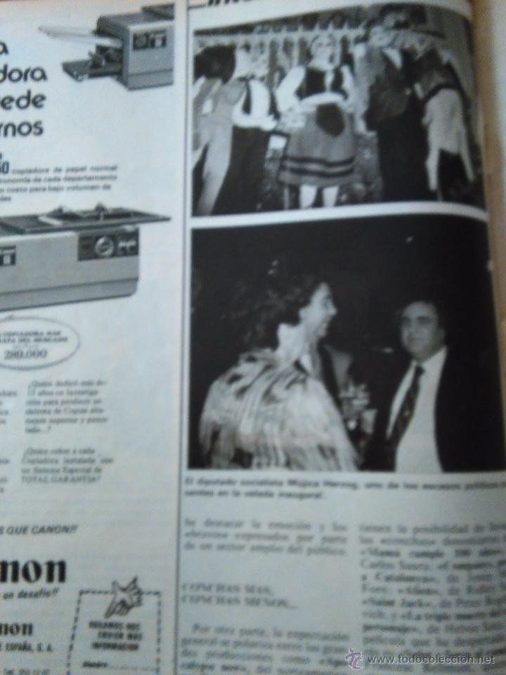 Coleccionismo de Revistas y Periódicos: RECORTES san sebastian festival de cine - Foto 2 - 51064464