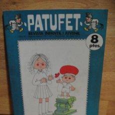Coleccionismo de Revistas y Periódicos: PATUFET Nº 157 - SEGONA EPOCA. Lote 51080783