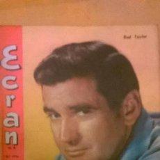 Coleccionismo de Revistas y Periódicos: ECRAN Nº 1776 - REVISTA DE CINE Y TV (LOS BEATLES, FELLINI, HOLDEN, NIVEN Y OTROS) - 1965. Lote 51081243