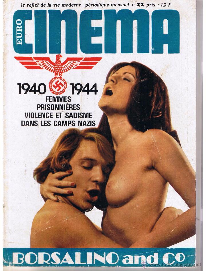 EURO CINEMA. Nº 22. EDICION FRANCESA. DEC. 1974. (P/B3) (Coleccionismo - Revistas y Periódicos Modernos (a partir de 1.940) - Otros)
