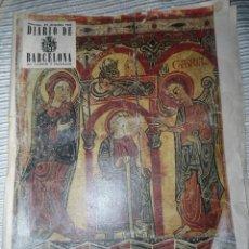 Coleccionismo de Revistas y Periódicos: ANTIGUA REVISTA DIARIO DE BARCELONA - 25 DICIEMBRE 1963. Lote 51103831