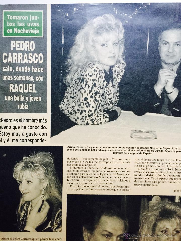 Coleccionismo de Revistas y Periódicos: Audrey Hepburn, Rocío Jurado, Rolling Stones, kevin costner, el cordobés, michael douglas - Foto 6 - 51113070