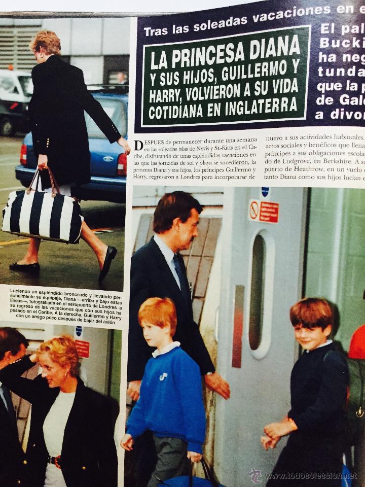 Coleccionismo de Revistas y Periódicos: Audrey Hepburn, Rocío Jurado, Rolling Stones, kevin costner, el cordobés, michael douglas - Foto 8 - 51113070