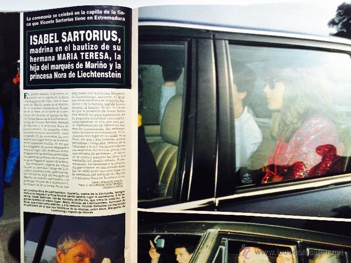 Coleccionismo de Revistas y Periódicos: Audrey Hepburn, Rocío Jurado, Rolling Stones, kevin costner, el cordobés, michael douglas - Foto 11 - 51113070