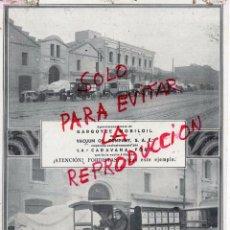 Coleccionismo de Revistas y Periódicos: FORD 1925 COMPANY 1925 CAMION HOJA REVISTA. Lote 51151967