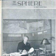 Coleccionismo de Revistas y Periódicos: THE SPHERE 27 MAR. 1943 - AFRICA - 2ª GUERRA MUNDIAL. Lote 51158699