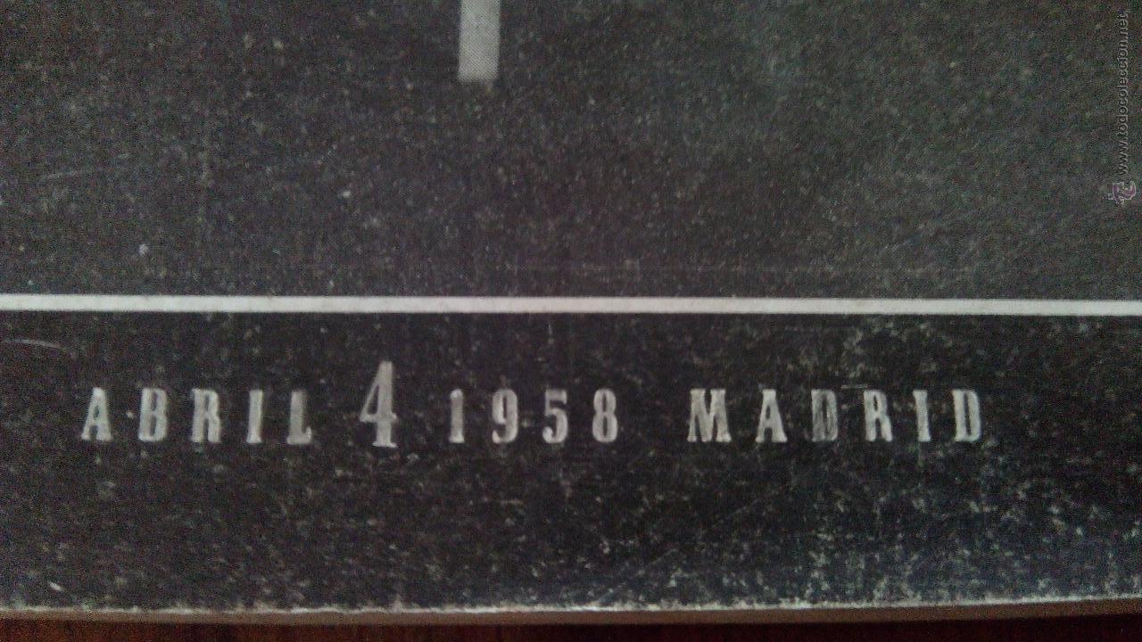 Muebles Docoracion 1958 Comprar Otras Revistas Y Peri Dicos  # Muebles Eva Yecla