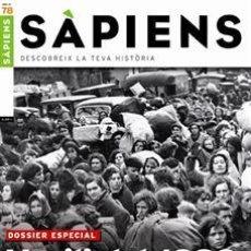 Coleccionismo de Revistas y Periódicos: REVISTA SAPIENS NÚM. 78 - L'EXILI DEL 1939. Lote 51179199