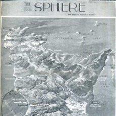 Coleccionismo de Revistas y Periódicos: THE SPHERE 17 JUL. 1943 - 2ª GUERRA MUNDIAL. Lote 51225890
