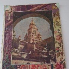 Coleccionismo de Revistas y Periódicos: MURCIA,1949, REVISTA DE SEMANA SANTA Y FIESTAS DE PRIMAVERA,48 PAGINAS. Lote 51280681