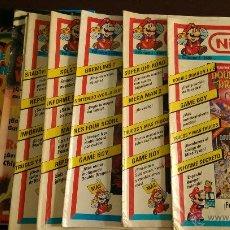 Coleccionismo de Revistas y Periódicos: LOTE DE 11 REVISTAS DE CLUB NINTENDO (1990-1993). Lote 51349091