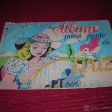 Coleccionismo de Revistas y Periódicos: LIBRO ALBUM PARA PUNTO DE CRUZ,ANTIGUO. Lote 51367819