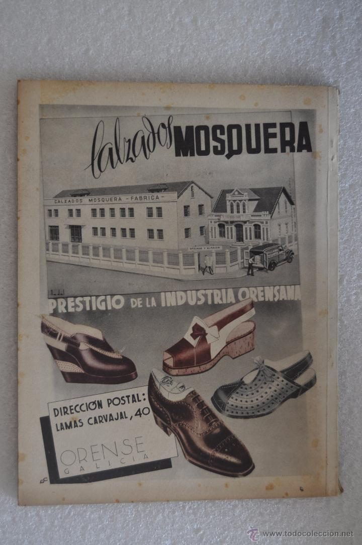 Coleccionismo de Revistas y Periódicos: REVISTA VERTICE. 1942. NUMERO 56. REVISTA DE FALANGE ESPAÑOLA - Foto 2 - 51400494