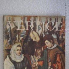 Coleccionismo de Revistas y Periódicos: REVISTA VERTICE. 1942. NUMERO 60. REVISTA DE FALANGE ESPAÑOLA. Lote 51400683