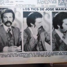 Coleccionismo de Revistas y Periódicos: RECORTE IÑIGO. Lote 51414543