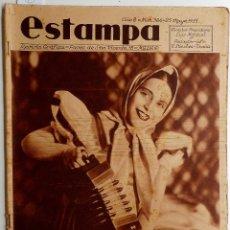 Coleccionismo de Revistas y Periódicos: ESTAMPA Nº 384 - 25 MAYO 1935 - TOLEDO - SANTO DOMINDO DE LA CALZADA (LA RIOJA). Lote 51418730