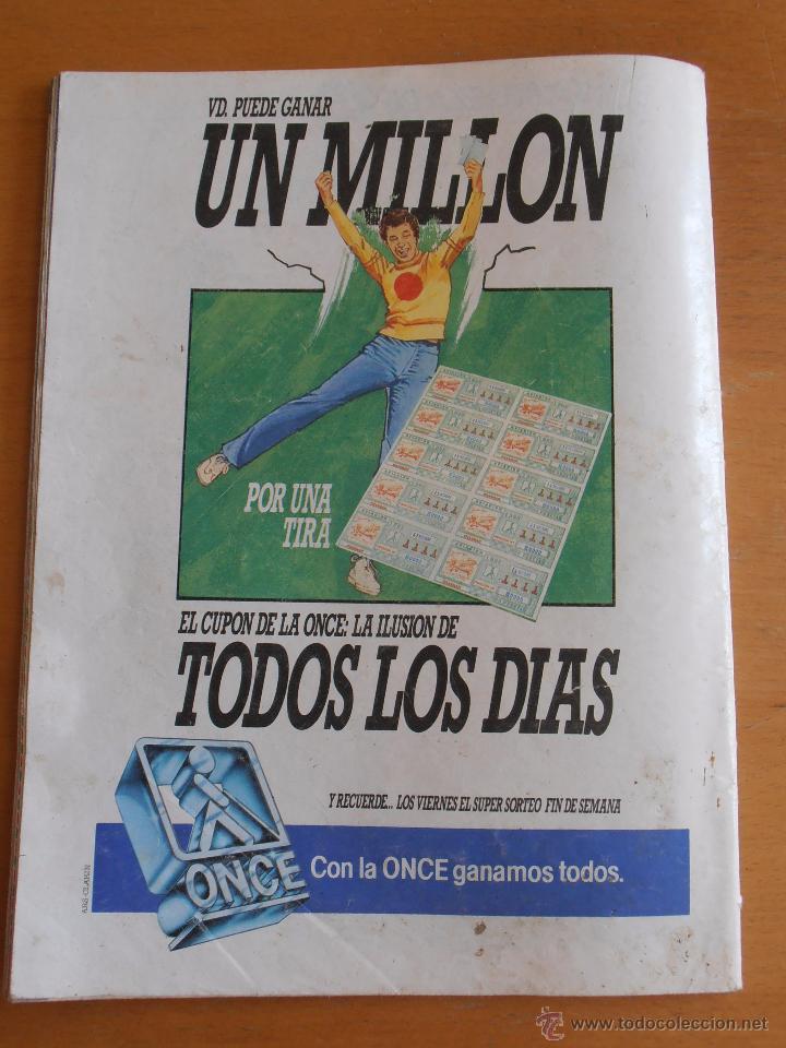 Coleccionismo de Revistas y Periódicos: REVISTA TELEINDISCRETA Nº 38 MR. T EQUIPO A GNOMOS TELE-INDISCRETA - Foto 6 - 51425692