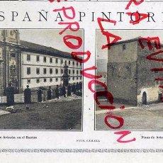 Coleccionismo de Revistas y Periódicos: BAZTAN 1923 RETAL HOJA REVISTA. Lote 51519764