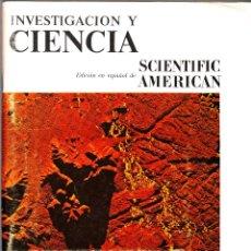 Coleccionismo de Revistas y Periódicos: INVESTIGACIÓN Y CIENCIA NÚMERO 15 DICIEMBRE 1977. Lote 51581279