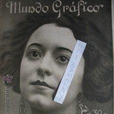 Coleccionismo de Revistas y Periódicos: REVISTA MUNDO GRAFICO - AÑO XIV - Nº 664 - DEL 23 DE JULIO DE 1924 -. Lote 51630530