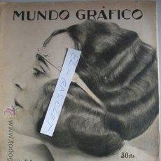Coleccionismo de Revistas y Periódicos: REVISTA MUNDO GRAFICO - AÑO XIV - Nº 662 - DEL 9 DE JULIO DE 1924 -. Lote 51630703