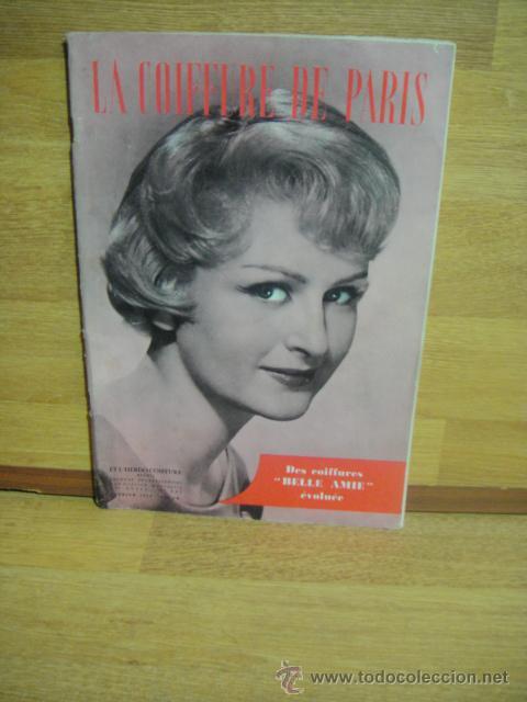 Le Coiffure De Paris Nº 561 Febrero De 1958 Comprar Otras