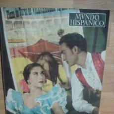 Coleccionismo de Revistas y Periódicos: MUNDO HISPANICO Nº 74 - MAYO DE 1954. Lote 51709563