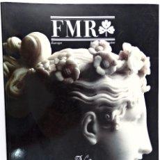 Colecionismo de Revistas e Jornais: FMR / EUROPA Nº 39. REVISTA DE ARTE. FRANCO MARIA RICCI. . EDICIÓN FRANCESA. Lote 51717707