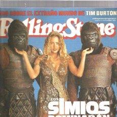 Coleccionismo de Revistas y Periódicos: ROLLING STONES SIMIOS. Lote 51737260