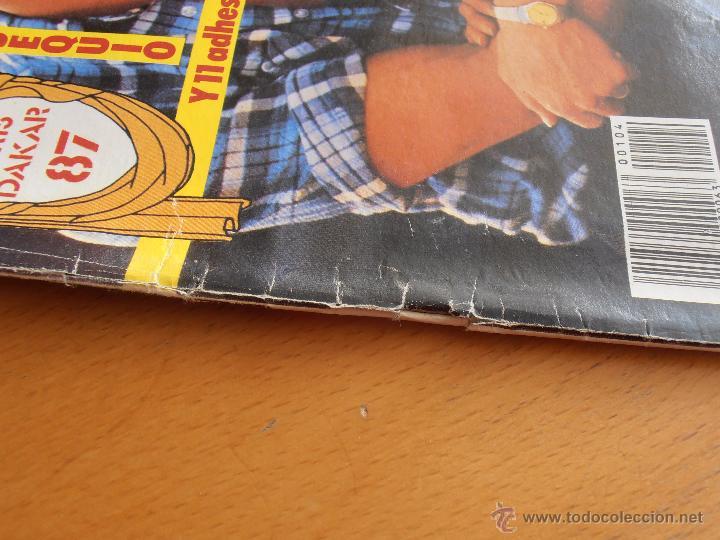Coleccionismo de Revistas y Periódicos: REVISTA TELEINDISCRETA Nº 104 PATRICK SWAYZE ORRY MAIN EQUIPO A TELE-INDISCRETA - Foto 2 - 51769168