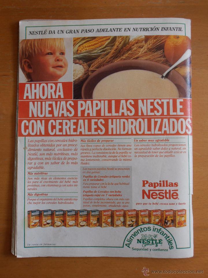 Coleccionismo de Revistas y Periódicos: REVISTA TELEINDISCRETA Nº 143 HOTEL ANTONIO FERRANDIS TELE-INDISCRETA - Foto 4 - 51799536