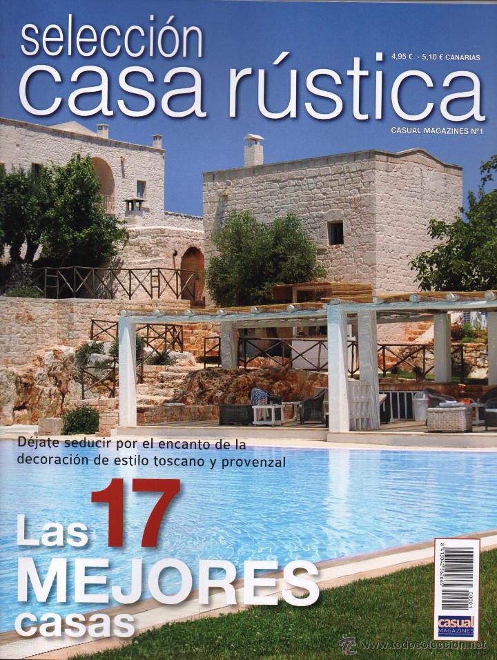 casa rustica seleccion n en portada las mejores casas nueva with revistas decoracion casas rusticas