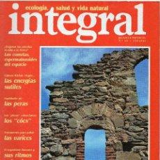 Coleccionismo de Revistas y Periódicos: REVISTA INTEGRAL N. 46. Lote 51813612