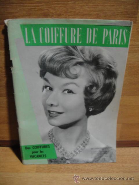 La Coiffure De Paris Revista Francesa De Pelu Comprar Otras