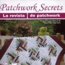 Coleccionismo de Revistas y Periódicos: PATCHWORK SECRETS N. 44 (NUEVA). Lote 164284372