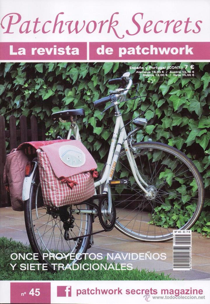 PATCHWORK SECRETS N. 45 (NUEVA) (Coleccionismo - Revistas y Periódicos Modernos (a partir de 1.940) - Otros)