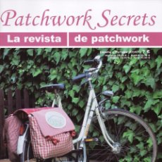 Coleccionismo de Revistas y Periódicos: PATCHWORK SECRETS N. 45 (NUEVA). Lote 164284366
