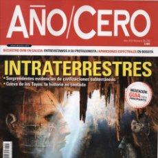 Coleccionismo de Revistas y Periódicos: AÑO CERO N. 299 - EN PORTADA: INTRATERRESTRES (NUEVA). Lote 180246167