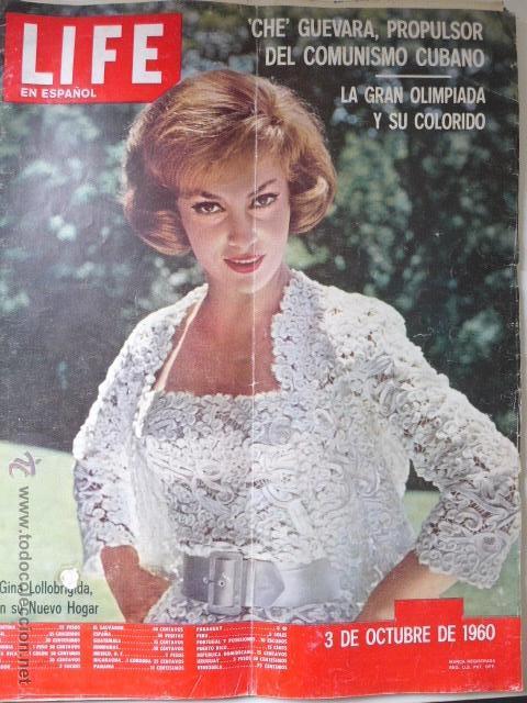 Revista life en español  03 10 1960  che guevar - Sold through