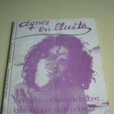 Coleccionismo de Revistas y Periódicos: REVISTA DONES EN LLUITA Nº 4 - JULIO 1982. Lote 52152572