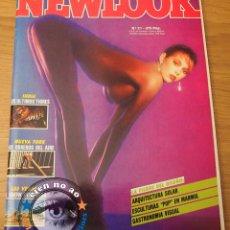 Coleccionismo de Revistas y Periódicos: NEWLOOK # 21 / 1987 ~ BEISBOL ~ EL TIGRE ~ AUTOMOVILISMO MORGAN ~ KITCHO KYOTO JAPÓN . Lote 52296100