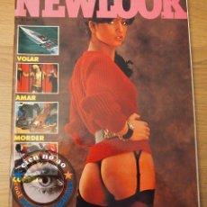 Coleccionismo de Revistas y Periódicos: NEWLOOK # 3 / 1986 ~ JODY SWAFFORD ~ JULIE CARPENTER ~ LOVE HOTEL JAPON ~ COCODRILOS ~ BOURGEOIS. Lote 52299719