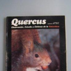 Coleccionismo de Revistas y Periódicos: REVISTA QUERCUS. CUADERNO 43. SEPTIEMBRE 1989. Lote 52307513