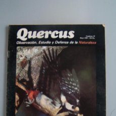 Coleccionismo de Revistas y Periódicos: REVISTA QUERCUS. CUADERNO 39. MAYO 1989. Lote 52307706