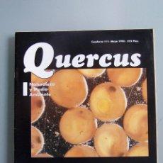 Coleccionismo de Revistas y Periódicos: REVISTA QUERCUS. CUADERNO 111. MAYO 1995. Lote 52313335
