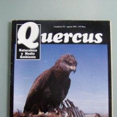Coleccionismo de Revistas y Periódicos: REVISTA QUERCUS. CUADERNO 78. AGOSTO 1992. Lote 52313938
