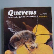 Coleccionismo de Revistas y Periódicos: REVISTA QUERCUS. CUADERNO 63. MAYO 1991. Lote 52314181