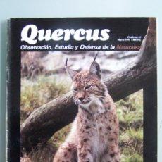 Coleccionismo de Revistas y Periódicos: REVISTA QUERCUS. CUADERNO 61. MARZO 1991. Lote 52314215